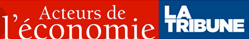 Le logo du journal La Tribune.
